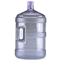 Crown-Top Water Bottle - 5 Gallon