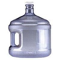 Screw-Top Water Bottle - 3 Gallon