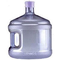 Crown-Top Water Bottle - 3 Gallon
