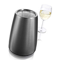 Active Elegant Wine Cooler -  Stainless Steel