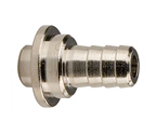 1/2 Inch Nickel-Plated Brass Tailpiece