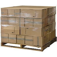 Pallet of 40 Kegs - 5 Gallon Commercial Keg with Rubber Top and D System Sankey Valve