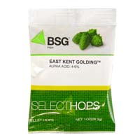 East Kent Golding Hop Pellets - 1 oz Bag