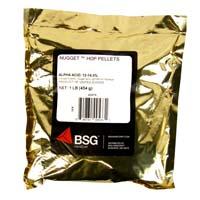 Nugget US Hop Pellets - 1 lb Bag