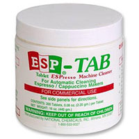 ESP-TAB Espresso Machine Cleaner Tablet - 200 Tablets