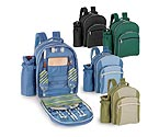 Capri Insulated Backpack Cooler - Hunter Green