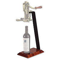 Birch Stand for Legacy Corkscrew Wine Opener
