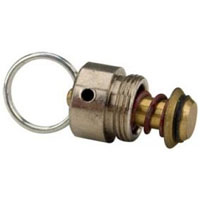 Pressure Relief Valve for Modular Plastic Air Distributors