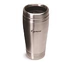 Capresso 4425.05 - 16 oz Stainless Steel Insulated Travel Mug w/Lid