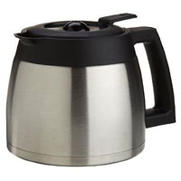 10-Cup Stainless Steel Replacement Carafe