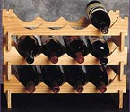 18 Bottle Modular Wine Rack