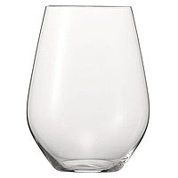 Authentis Casual Bordeaux Stemless Tumblers, Set of 4 in Gift Tube