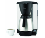 Capresso 485.05 MT600 PLUS Programmable 10-Cup Coffee Maker