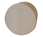 #7 Rubber Stopper - Solid
