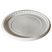 2 Gallon Bucket Lid Only - Solid