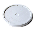 BSG 7.8 Gallon Bucket Lid Only - Solid