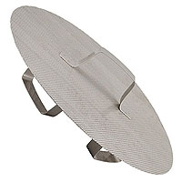 Perforated False Bottom for 80 & 100 Qt. BrewRite Brew Kettles