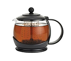 BonJour 53108 Prosperity Tea Pot with Poly Carbonate Shut Off Infuser