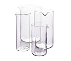 BonJour 53316 12 Cup French Press Replacement Glass Carafe, Universal Design