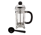 BonJour 53333 3-Cup Monet Stainless Steel French Press