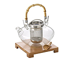 BonJour 53408 Zen Glass Teapot - 42 oz.