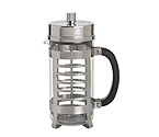 BonJour 53842 8 Cup Linear French Press, Polished Stainless Steel