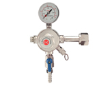 Kegco 541 - Premium Pro Series Single Gauge Keg Beer Regulator