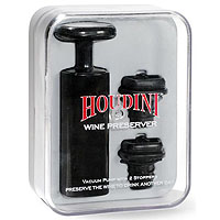 Inventory Reduction - Save-The-Wine Vacuum Pump Preservation