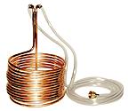 Copper Immersion Wort Chiller 50′