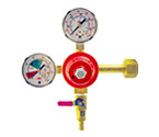 5741PMHPT - Primary High Pressure Double Gauge Mixed Gas Regulator