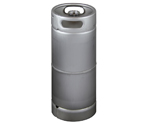 Kegco HS-K5G-DDI Keg - Brand New 5 Gallon Commercial Kegs - Drop-In D System Valve