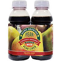 Hard Pear Cider