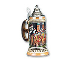 Oktoberfest Beerwagon Beer Stein