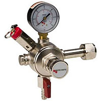 Premium Single Gauge Co2 Keg Beer Regulator