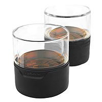 Rabbit Freezable Whiskey Glass - Set of 2