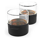 Rabbit Freezable Whiskey Glass - Set of 2
