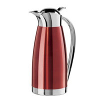 Oggi Lustre Clarisa Thermal Coffee Carafe in Black