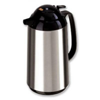 Dial A Brew Stainless Steel 1-Liter Coffee Thermal Carafe