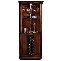 Piedmont Wine & Spirits Cabinet