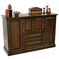 Bar Devino Hide-A-Bar Console
