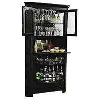 Cornerstone Estates Wine & Spirits Cabinet