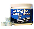 Keg & Carboy Cleaning Tablets - 30 Count