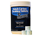 Keg & Carboy Cleaning Tablets - 55 Count