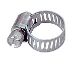 Worm Drive Clamps for 3/16 or 5/16 Inch ID Tubing