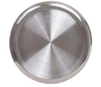 Oggi 7063 Stainless Steel Deep Lip Bar Tray