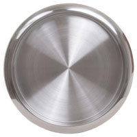 Stainless Steel Deep Lip Bar Tray