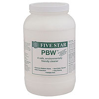 Five Star PBW Powdered Brewery Wash - 8 lbs
