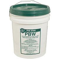 Five Star PBW Powdered Brewery Wash - 50 lbs
