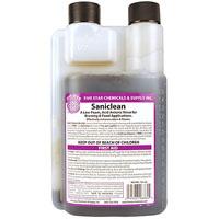 SaniClean Low-Foaming Acid-Based Sanitizer - 16 oz