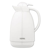 Thermos 710 White Vacuum Insulated Carafes